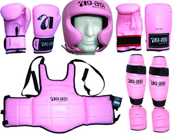 Ladies Boxing Set