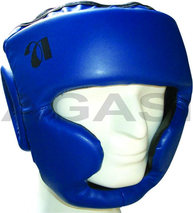 TUF WEAR Boxing Headguard Full Face with Chin Synthetic Headgear