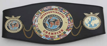 WKF Intercontinental belt