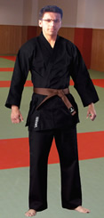 Karate Black Uniforms