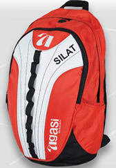 Silat Bag Pack Red