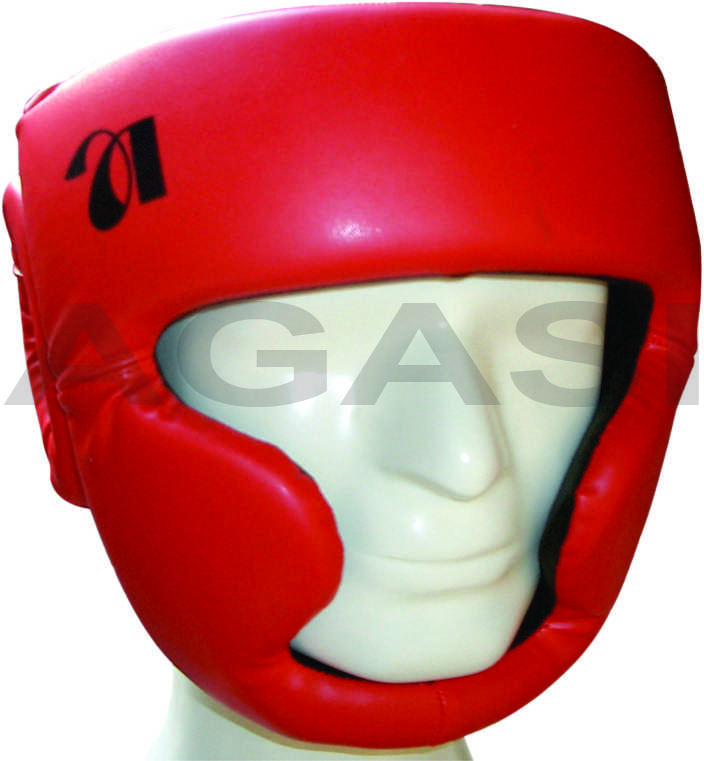 Head Guard Red MHG 01AR